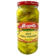 Mezzetta Hot Chili Peppers - 425g